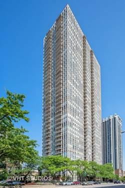 1660 N La Salle Unit 2904, Chicago, IL 60614 Lincoln Park