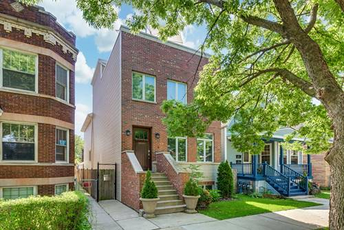 3839 N Christiana, Chicago, IL 60618 Irving Park