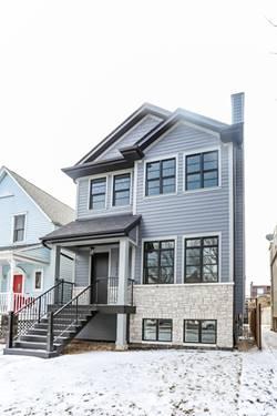 2313 W Farragut, Chicago, IL 60625 Bowmanville