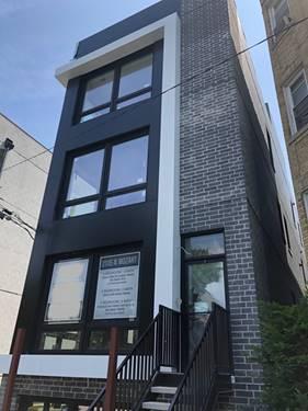 2115 N Mozart Unit 3, Chicago, IL 60647 Logan Square