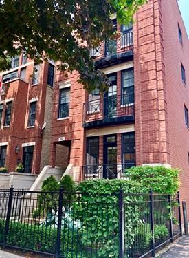 814 W Buckingham Unit 1, Chicago, IL 60657 Lakeview