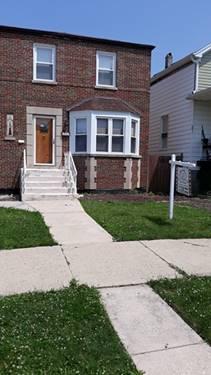 6017 S Kolin, Chicago, IL 60629 West Lawn