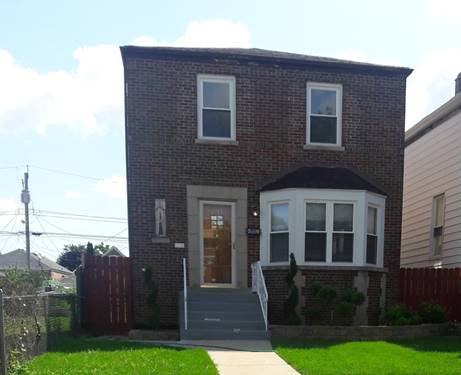 6017 S Kolin, Chicago, IL 60629 West Lawn