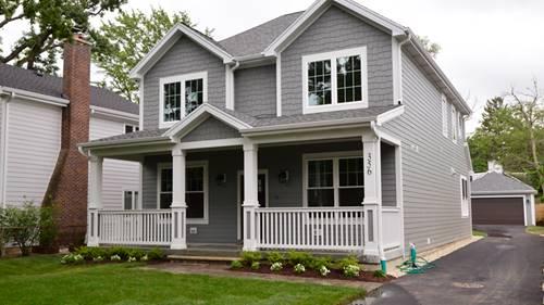 356 Jefferson, Glencoe, IL 60022