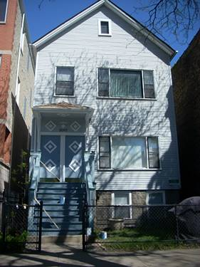 3045 N Racine Unit GARDEN, Chicago, IL 60657 Lakeview