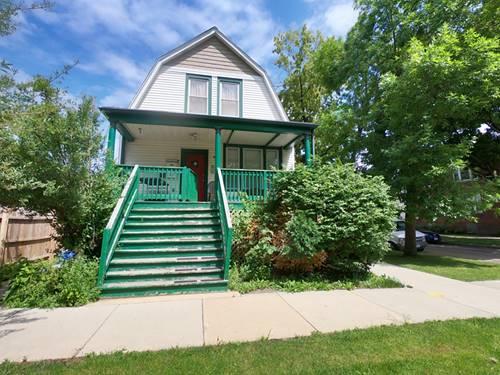 3801 N St Louis, Chicago, IL 60618 Irving Park