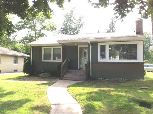 821 Dawes, Joliet, IL 60435