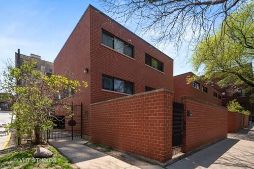 725 W Waveland Unit F, Chicago, IL 60613 Lakeview