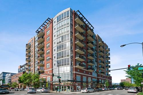 1201 W Adams Unit 405, Chicago, IL 60607 West Loop