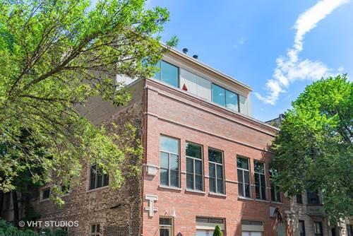 1318 W George Unit 2C, Chicago, IL 60657 Lakeview