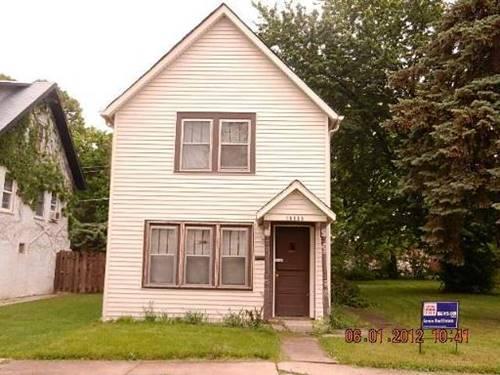 16965 Winchester, Hazel Crest, IL 60429