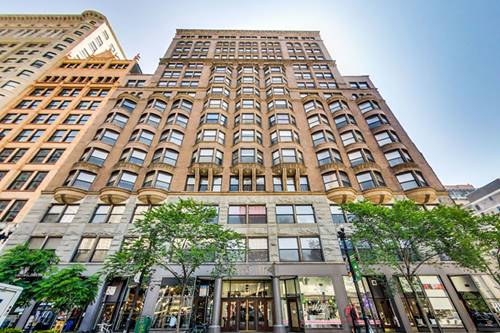 431 S Dearborn Unit 602, Chicago, IL 60605 The Loop