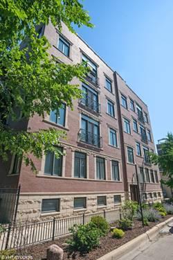1503 N Mohawk Unit 4W, Chicago, IL 60610 Old Town