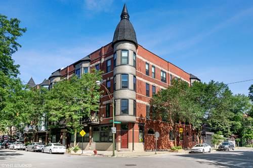 1502 W Ohio Unit 3F, Chicago, IL 60642 Noble Square