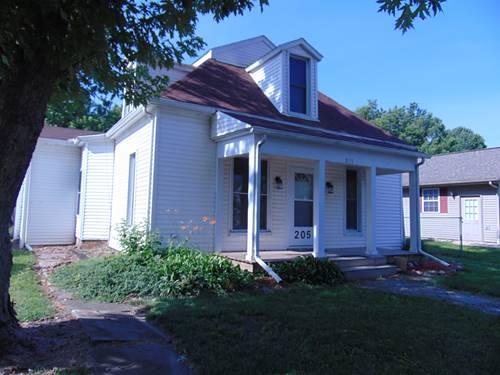 205 W Illinois, Mansfield, IL 61854