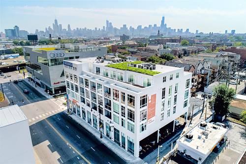 1545 W North Unit 207, Chicago, IL 60642 Noble Square