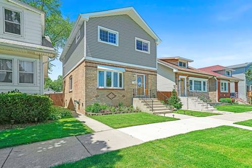 3718 N Oketo, Chicago, IL 60634 Belmont Heights
