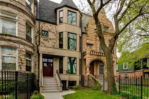4541 S Greenwood, Chicago, IL 60653 Kenwood