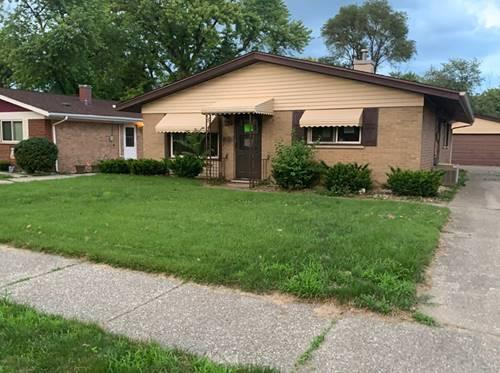 917 Park, Thornton, IL 60476