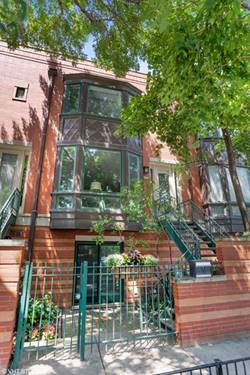 2806 N Seminary, Chicago, IL 60657 Lakeview