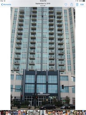 1600 S Indiana Unit 1402, Chicago, IL 60605 South Loop
