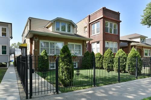 5005 W Wellington, Chicago, IL 60641 Belmont Cragin