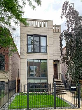 1615 W Huron, Chicago, IL 60622 East Village