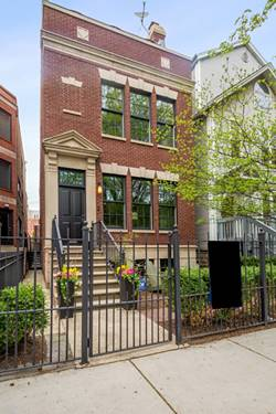 1026 W Altgeld, Chicago, IL 60614 Lincoln Park