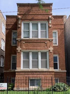 3218 W Eastwood Unit A, Chicago, IL 60625 Albany Park