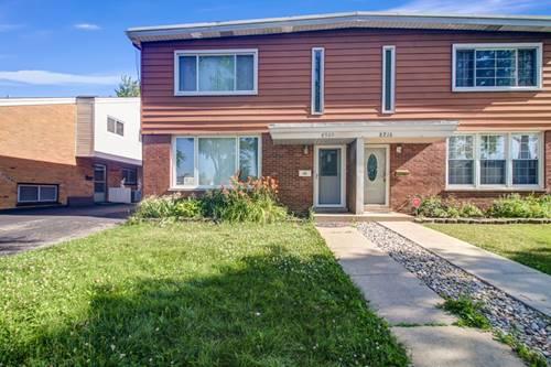 8920 W Emerson, Des Plaines, IL 60016