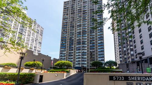 5733 N Sheridan Unit 3A, Chicago, IL 60660 Edgewater