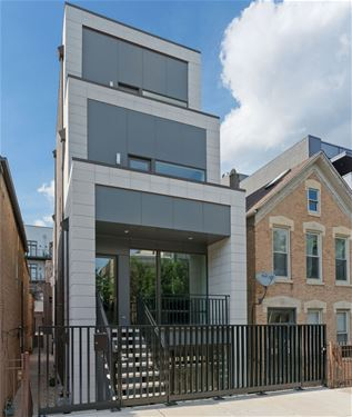 1624 W Pierce, Chicago, IL 60622 Wicker Park