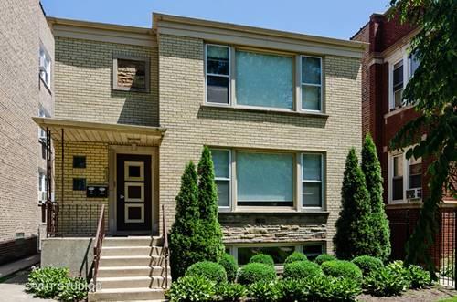 6443 N Fairfield, Chicago, IL 60645 West Ridge