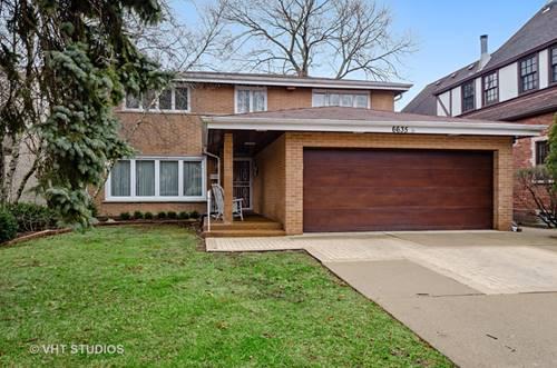 6635 N Ramona, Lincolnwood, IL 60712
