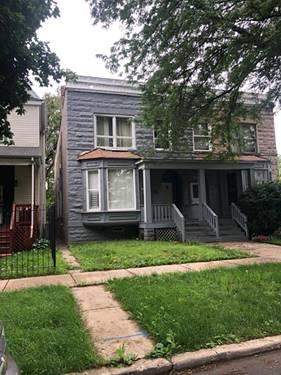 7642 S Eggleston, Chicago, IL 60620 Gresham