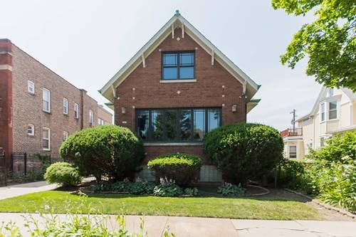 5417 W Leland, Chicago, IL 60630 Jefferson Park
