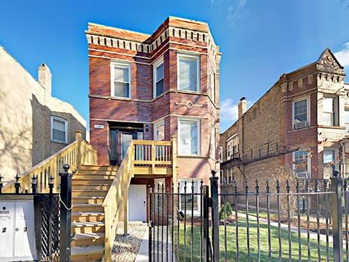 2441 N Harding, Chicago, IL 60647 Logan Square