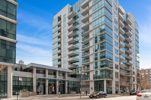 125 S Green Unit 805A, Chicago, IL 60607 West Loop