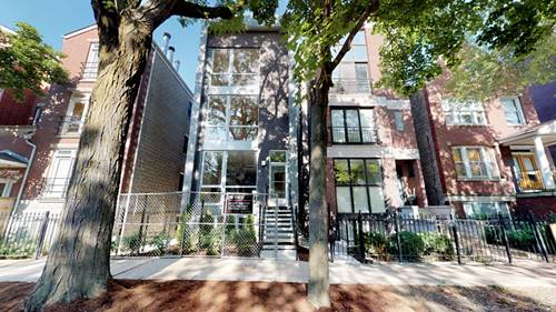 2331 N Leavitt Unit 1, Chicago, IL 60647 Bucktown