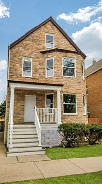 2339 N Avers, Chicago, IL 60647 Logan Square