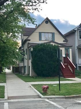 3700 N St Louis, Chicago, IL 60618 Irving Park