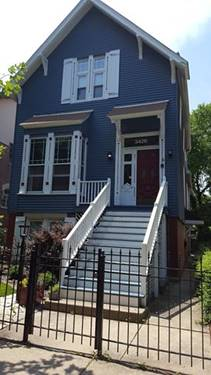 3426 N Greenview Unit 1, Chicago, IL 60657 West Lakeview