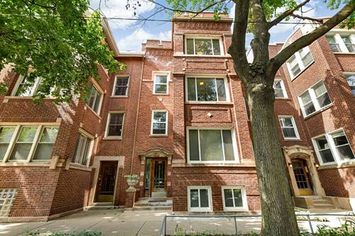 1414 W Thorndale, Chicago, IL 60660 Edgewater