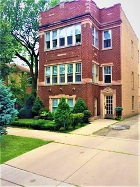 3723 W Windsor Unit 1, Chicago, IL 60625