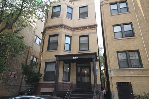 2838 N Orchard Unit 2, Chicago, IL 60657 Lakeview