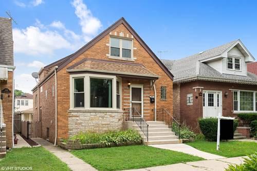 5405 W Hutchinson, Chicago, IL 60641 Portage Park