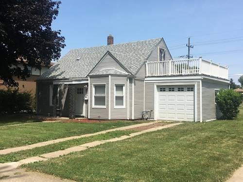 5800 Lynwood, Oak Lawn, IL 60453