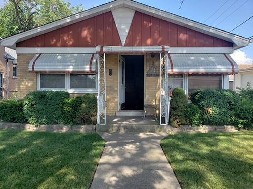 5045 S Keating, Chicago, IL 60632 Archer Heights
