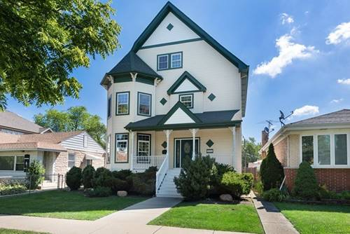 3711 N Panama, Chicago, IL 60634 Irving Woods