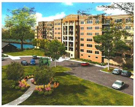 125 Lakeview Unit 501, Bloomingdale, IL 60108